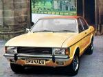 Ford Granada 4-Door Saloon 1972 года
