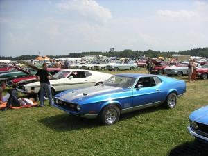 1972 Ford Mustang Mach I Sportroof