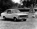 Ford Escort 2-Door Saloon 1974 года