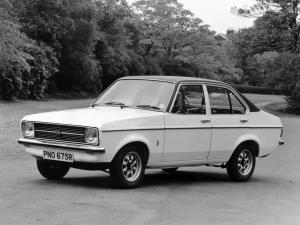 1974 Ford Escort Saloon