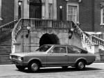Ford Granada Ghia Coupe 1974 года (UK)