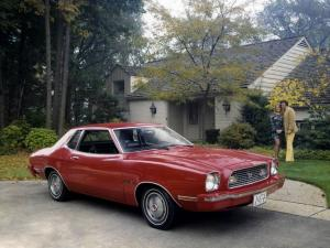 Ford Mustang II Coupe 1974 года
