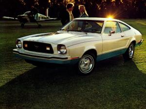 1974 Ford Mustang II Hatchback