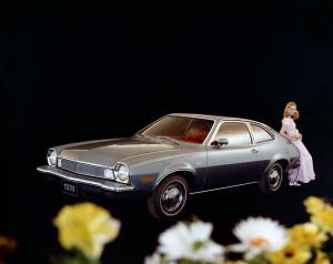 1974 Ford Pinto Runabout with Luxury Decor Package