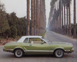 1975 Ford Mustang II Coupe