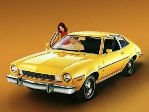 Ford Pinto 1975 года