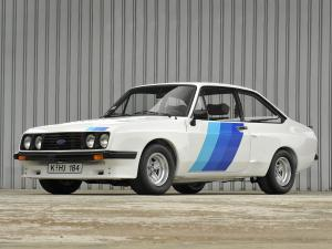 Ford Escort RS2000 Series X 1976 года