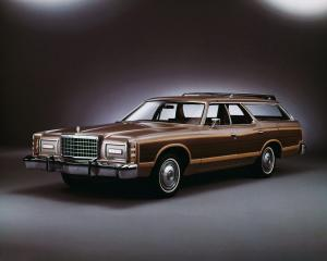 Ford LTD Country Squire Station Wagon 1976 года