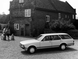 Ford Granada Turnier (UK) '1977