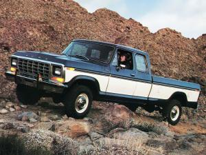 1978 Ford F-250 Ranger Super Cab