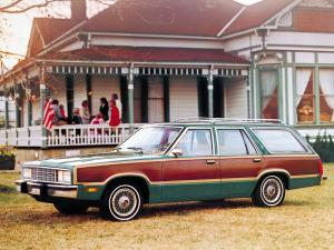 1978 Ford Fairmont Squire