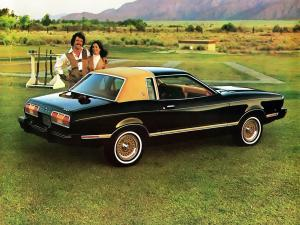 1978 Ford Mustang II Ghia Coupe