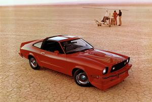 Ford Mustang II King Cobra T-Roof 1978 года