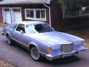 1978 Ford Thunderbird Diamond Jubilee