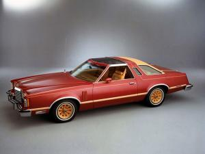Ford Thunderbird Sport T-Roof Convertible 1978 года