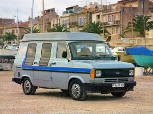 Ford Transit FT 100 Hymercar 1978 года