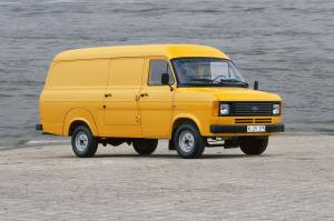 Ford Transit FT 100 L Van 1978 года