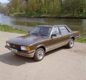 Ford Cortina Crusader 1979 года