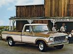 Ford F-100 Styleside Pickup 1979 года
