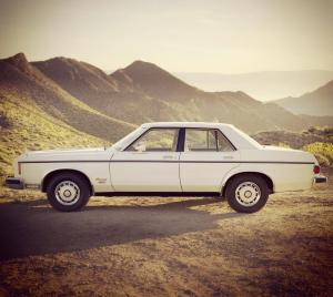 Ford Granada ESS 4-Door Sedan '1979