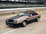 Ford Mustang Indy 500 Pace Car 1979 года