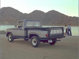1980 Ford F-150 Flareside Pickup