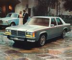 Ford LTD 4-Door Sedan 1980 года