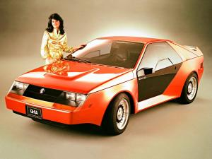 Ford Mustang RSX Concept 1980 года