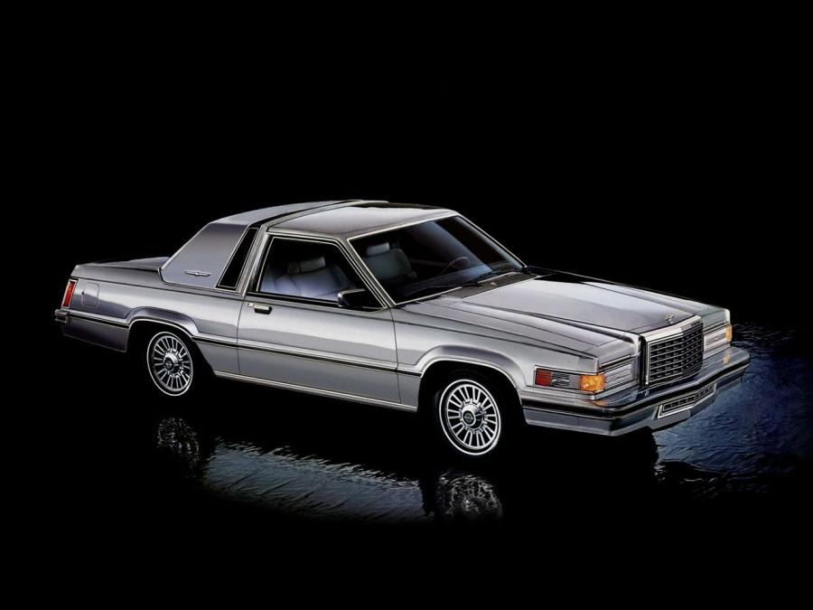 1980 Ford Thunderbird Silver Anniversary