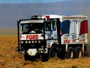 1980 Ford Transcontinental 6x4 Paris-Dakar Rally Raid