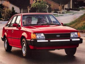 1982 Ford Escort 5-Door