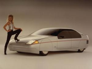 Ford Probe IV Concept 1982 года