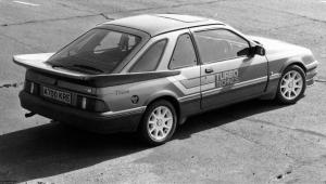 1983 Ford Sierra XR4x4 TT230 by Turbo Technics