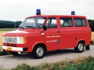 Ford Transit FT 100 MTW 1983 года