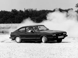 Ford Capri 2.8 Injection Special 1984 года (UK)