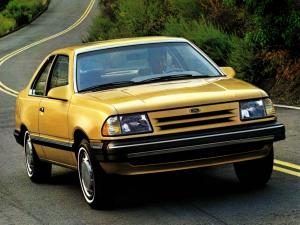 1984 Ford Tempo Coupe