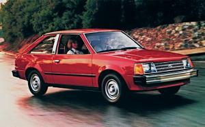1985 Ford Escort 3-Door