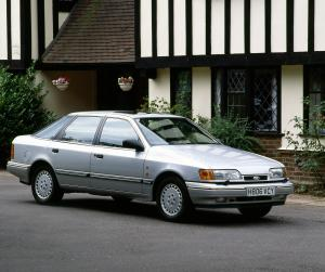 1985 Ford Granada Hatchback