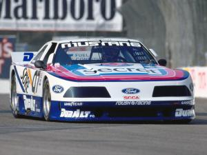 1985 Ford Mustang Race Car