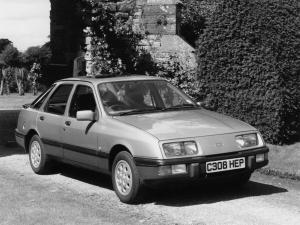 1985 Ford Sierra 2.0i S 5-Door Hatchback
