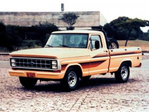 1986 Ford F-1000