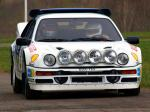 Ford RS200 Rally 1986 года