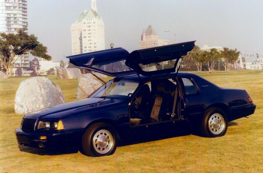 1986 Ford Thunderbird Turbo Coupe by Aerospace Vehicles