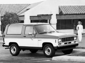 Ford Bronco II '1987