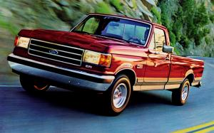 1987 Ford F-150 Regular Cab Pickup