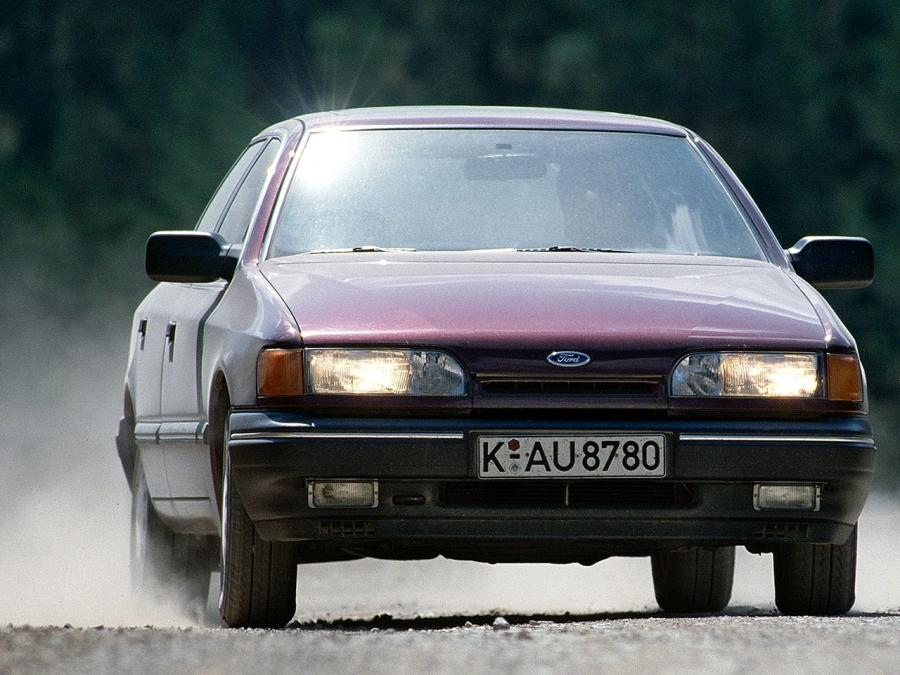 Ford Scorpio 2.9i Hatchback '1987