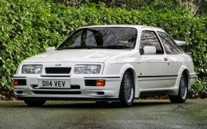 Ford Sierra RS500 Cosworth by Wolf Racing 1987 года