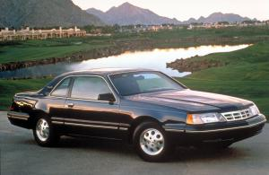 1987 Ford Thunderbird