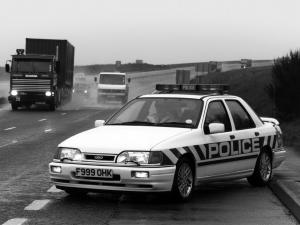 1988 Ford Sierra Cosworth Police