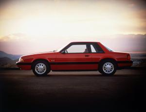 1989 Ford Mustang LX 5.0 Coupe
